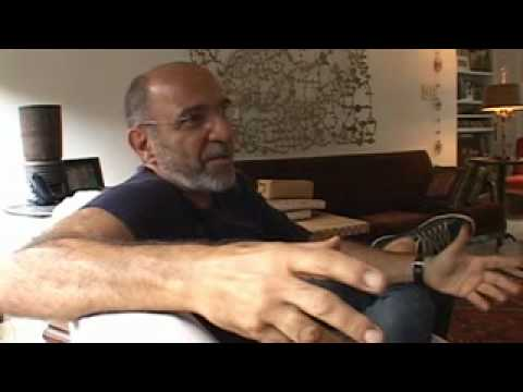 Miniatura do Vídeo da Entrevista de Hilal Sami Hilal: entrevista do artista capixaba
