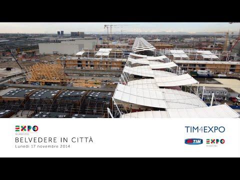Expo Milano 2015: Belvedere in città 17/11/2014