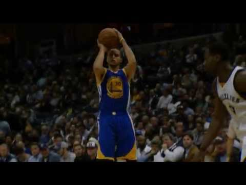 Video: Stephen Curry: 2015 Foot Locker 3-Point Contestant