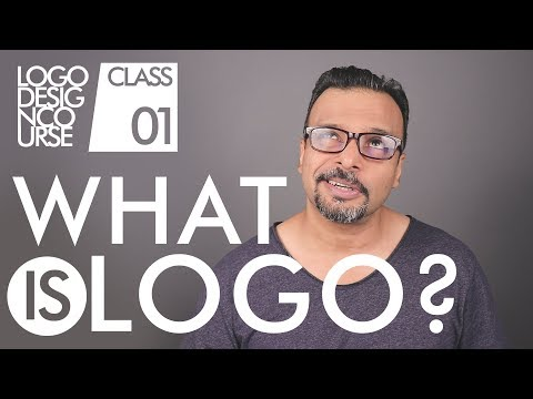 What Is Logo? Logo Design Course Class 1 In Urdu / Hindi