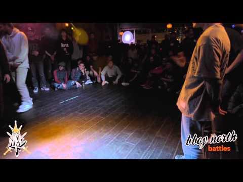 GWS vs Strugglez | Top 16 Footwork Battle | Twice as Nice 4 - BBOY NORTH