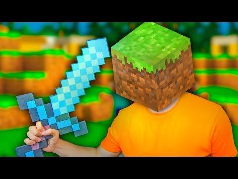 ЧЕЛОВЕК-БЛОК | Minecraft