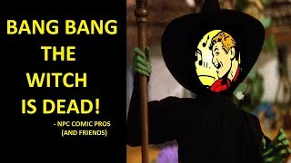 Video NPCs Celebrate, Thinking Comicsgate IS FINALLY Gone! Let's Laugh TOGETHER! MP3, 3GP, MP4, WEBM, AVI, FLV November 2018