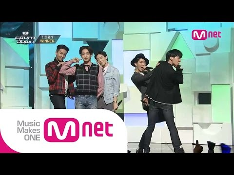 winner - 위너(WINNER) - 끼부리지마(Don't Flirt) @MCOUNTDOWN_140925 World No.1 K-pop Chart Show M COUNTDOWN Ep.395 매주 목요일 저녁 6시 Mnet ▷ Mnet 유투브 구독하기: http://www.youtube.com/s...
