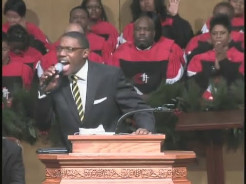 What Do You Do When You've Had Enough-Minister Reggie Sharpe Jr. 2012