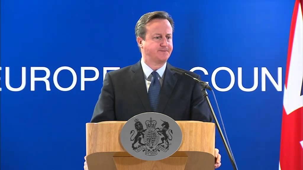 Κάμερον: Είμαστε σε μονοπάτι συμφωνίας Βρετανίας – Ε.Ε.