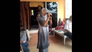 Ella - Berlayar Tak Bertepian cover by Farah