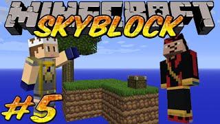 Huge Success - Skyblock Survival Ep 5