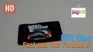 Nonton Fast and The Furious 6 - HTC One Game Test Film Subtitle Indonesia Streaming Movie Download
