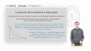 Microeconomía II - El Coste De La Producción (4) - Alfonso Rosa García