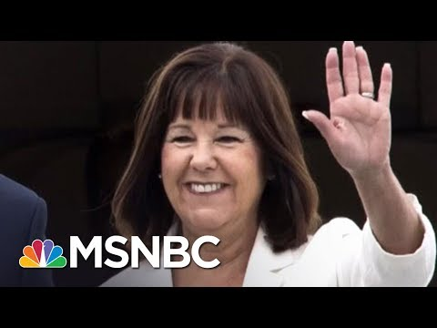 Second Lady Karen Pence Finds Donald Trump БTotally VileБ  All In  MSNBC