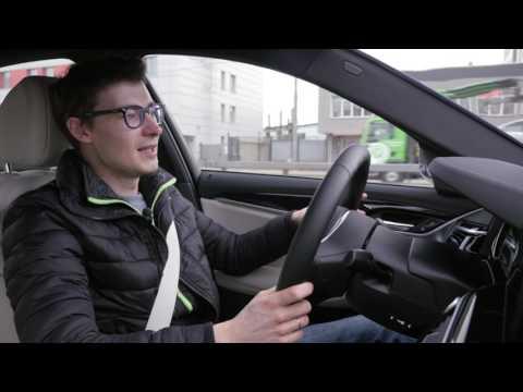 Тест-драйв и обзор BMW 530d 2017 (G30) // АвтоВести Online онлайн видео
