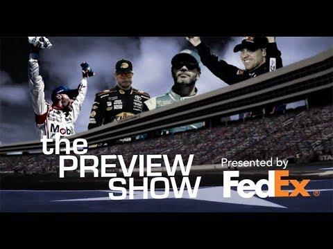 FedEx Preview Show: Daytona 500