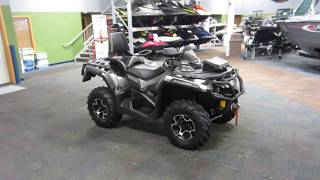 6. 2014 Can Am Outlander 1000 Max Limited   UA321 022