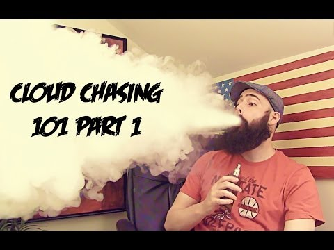 Ecig Mods - In this vape video, I talk about Cloud Chasing 101 Part 1. I go over air flow for your RDA, the type of e liquid you are using, and the type of unregulated m...