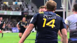 Highlanders v Force Rd.6 2016 | Super Rugby Video Highlights