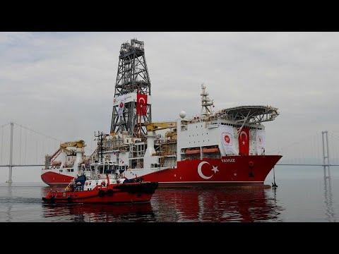 Προειδοποιήσεις της Άγκυρας στις Βρυξέλλες για την κυπριακή ΑΟΖ…