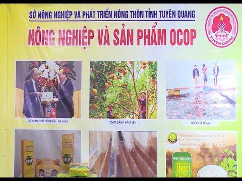 Tuyên Quang thúc đẩy tiêu thụ sản phẩm OCOP