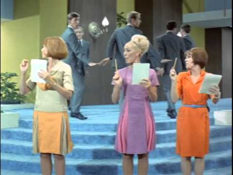 How to Succeed in Business Official Trailer #1 - John Myhers Movie (1967) HD