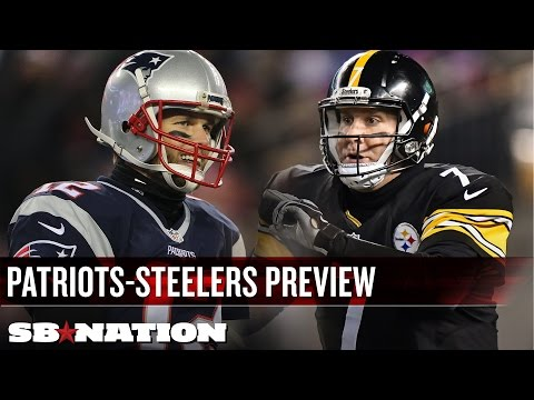 Video: Patriots vs. Steelers | AFC Championship preview | Uffsides | NFL