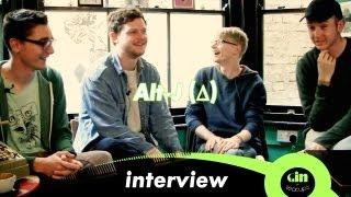 Alt-J (∆) - Interview @ GiTC