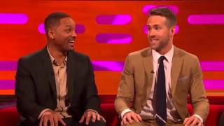 Video The Graham Norton Jan 29 2016 Will Smith, Ryan Reynolds, Catherine Zeta-Jones,... MP3, 3GP, MP4, WEBM, AVI, FLV Juli 2019
