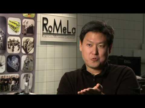 Virginia Tech Robot Scientist: Dennis Hong