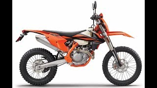 6. 9 Fast Facts about 2019 KTM EXC-F | the KTM 500 EXC-F, 350 EXC-F, and 250 EXC-F