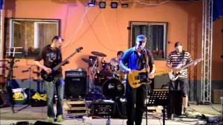 Video Montezuma - Tygr (Live, Hýskov 18. 8. 2012)