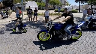 Passeio de Domingo no Desfile da Concentração de Motos de Faro 2015