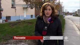 CBC News Toronto at 5: Monday November 5, 2012 | CBC