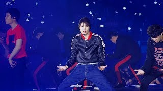 Video 180603 The EℓyXiOn in hongkong - POWER 파워 KAI FOCUS MP3, 3GP, MP4, WEBM, AVI, FLV Agustus 2019
