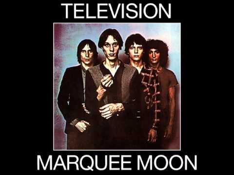 marquee - Television - Marquee Moon 1977 Marquee Moon Synopsis: Somewhere the line was inscribed in asphalt between punk and jam bands, and Television crossed it valia...