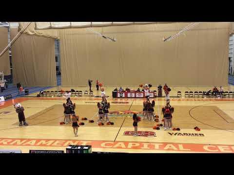 Thompson Rivers University Wolfpack Cheerleading Pup Squad 2017 (видео)