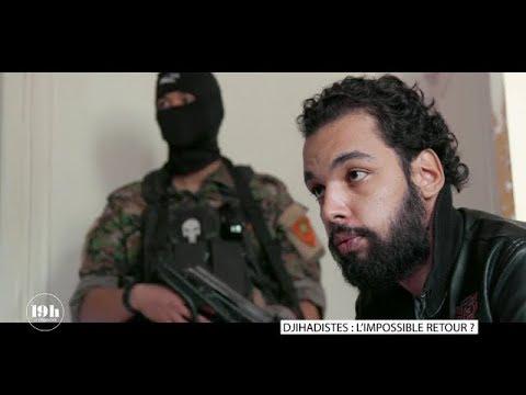 Reportage : Djihadistes, l'impossible retour / France 2 du dimanche 22 janvier 2018