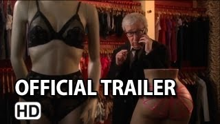 Nonton Fading Gigolo - Official Trailer (HD) Film Subtitle Indonesia Streaming Movie Download