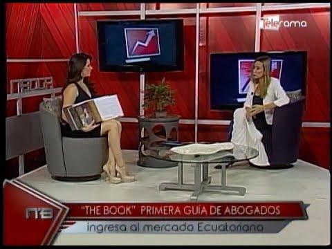 The Book primera guía de abogados ingresa al mercado ecuatoriano
