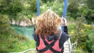 Murchison New Zealand  city photos : Swing Bridge, Murchison, New Zealand