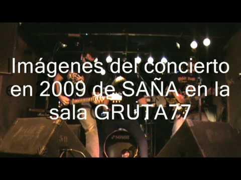 SAÑA en TNT RADIO ROCK