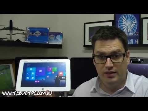 Fujitsu Stylistic Q584 – Windows 8 tablet for business and enterprise