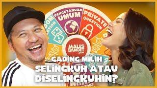 Video Yakin Nih Gading Marten Rela DISELINGKUHIN? - Want To Know Wheel MP3, 3GP, MP4, WEBM, AVI, FLV Desember 2018