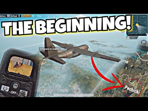 """How to win in PUBG MOBILE """"The Beginning"""" TIPS! (видео)"""