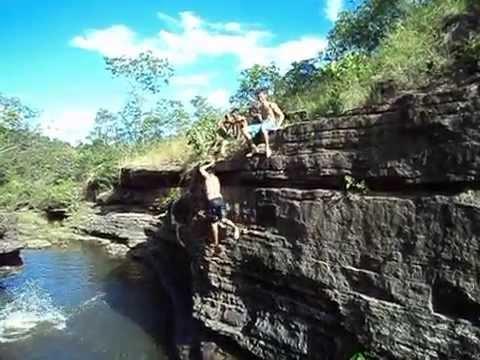 Cachoeira da Campeira - Alto Longá