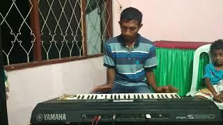 Mana mungkin mendua hati cover Ida Amleni (Keyboard Demus Abi)
