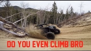 Video Can Am X3 XRS Hill climbing in Walden Colorado at the North Sand Hills MP3, 3GP, MP4, WEBM, AVI, FLV November 2017