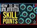 HOW TO GET UNLIMITED SKILL POINTS Assassin's Creed Valhalla - AC Valhalla Skill Points Farm