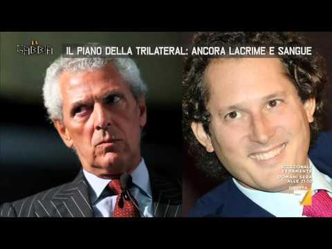 il piano della trilateral: ancora lacrime e sangue per l'italia!