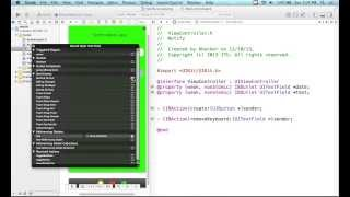 Fall 13-2 Objective-C - Lecture 20