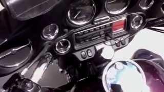 6. 2005 Harley Davidson Ultra Classic FLHTCUI