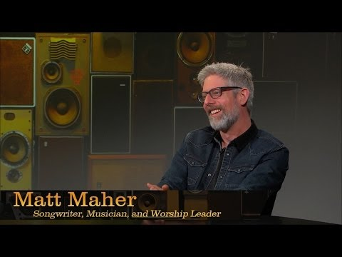 Songwriter/Musician Matt Maher – Pensado's Place #154